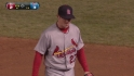Cardinals lose in 10th