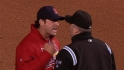 Matheny ejected in the 10th