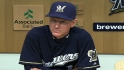 Roenicke on 7-5 loss to Astros