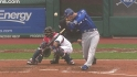 Francoeur's RBI single