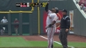 Sandoval extends hit streak