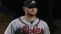Venters strikes out the side