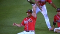 Uggla&#039;s acrobatic play