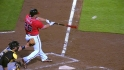 Uggla's two-run double