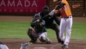Paulino&#039;s two-run single