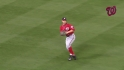 Harper&#039;s incredible throw