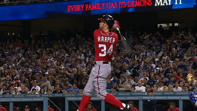 One year later, Harper has lived up to the billing