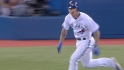Lawrie's two-run double