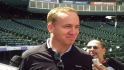 Manning visits Coors Field