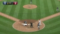 Brewers turn game-ending DP