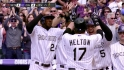 Helton's pinch-hit grand slam