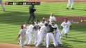 McCutchen's walk-off single