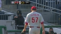 Phillies lose on walk-off hit