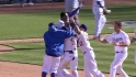 Gordon&#039;s walk-off single