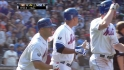 Mets walk off on error