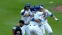 Nieuwenhuis&#039; walk-off single