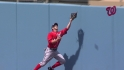 Harper&#039;s leaping catch