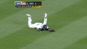Nunez&#039;s sliding catch
