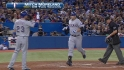 Moreland&#039;s solo homer