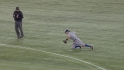 Kinsler's diving stop