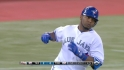 Encarnacion&#039;s solo shot