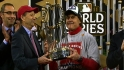 La Russa's number to be retired