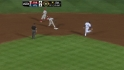 Qualls induces double play
