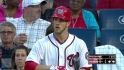Harper receives standing ovation