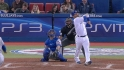 Bautista&#039;s solo blast