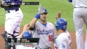 Ethier's three-run homer