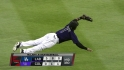 Young's diving catch