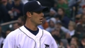 Porcello's strong start