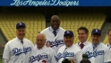 New Dodgers owners introduced
