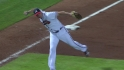 Chipper&#039;s barehanded play