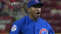 Marmol shuts the door