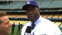 Magic talks to MLB Tonight