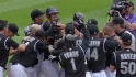 Giambi's walk-off blast