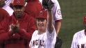 Angels talk after Weaver's no-no