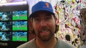 Dickey visits the Fan Cave