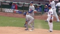 Hairston's RBI triple