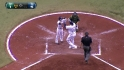 Molina&#039;s two-run shot