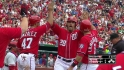 Werth's three-run shot