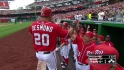 Desmond&#039;s solo home run