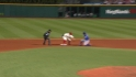 Hagadone's pickoff play