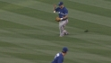 Lawrie's diving catch