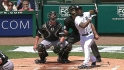 Jackson&#039;s leadoff homer