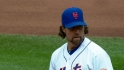 Dickey&#039;s strong outing