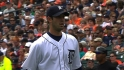 Porcello&#039;s third win
