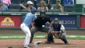 Dyson&#039;s RBI single