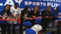 Romero helps open Youth Zone